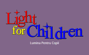 Link image for Light for Children Website