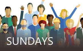 Link image for Sunday Services