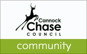 Link image for Cannock Chase Distric Council, Your Community Website