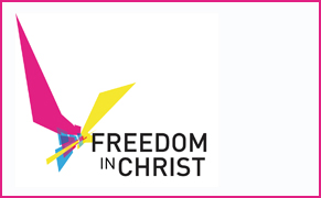 Link image for Freedom in Christ Ministeries Website
