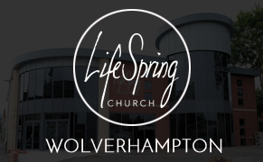 Link image for LifeSpring Church, Wolverhampton Website