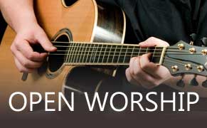 Link image for Open Worship and Prayer