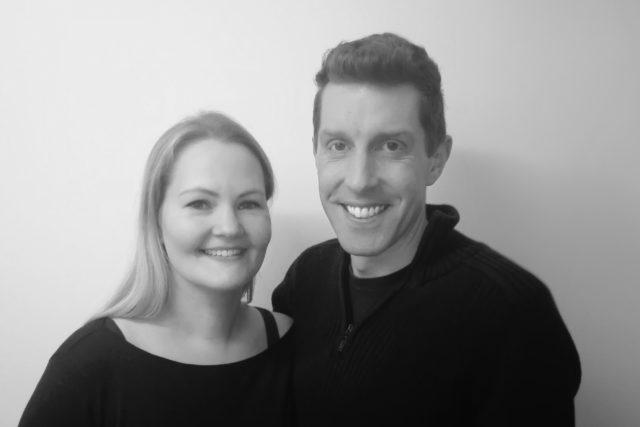 Chris and Liz Fielding